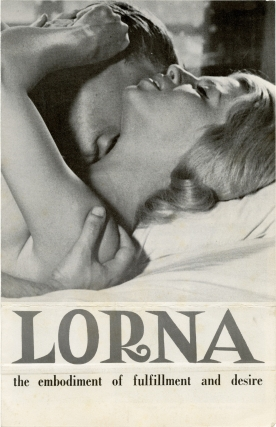 Russ Meyer's Lorna [Lorna] (Original program from the 1964 film). Russ Meyer, James Griffith,...