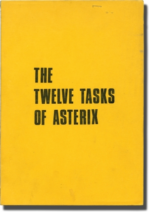 The Twelve Tasks of Asterix (Original screenplay for the 1976 film). Rene Goscinny, Albert Uderzo...
