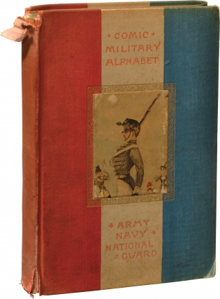 The Comic Military Alphabet (First Edition). De Witt Falls
