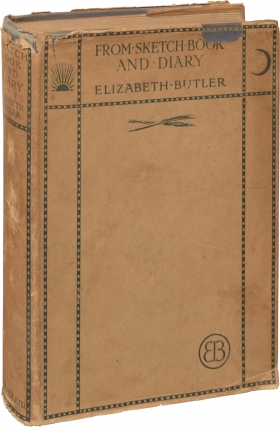 From Sketch Book and Diary (First Edition). Elizabeth Butler