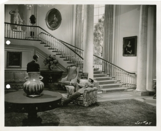 Always Goodbye (Collection of 84 original keybook set design photographs from the 1938 film)....
