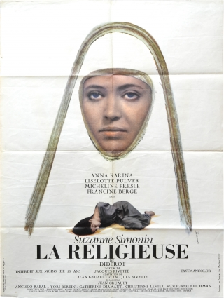 The Nun [La Religieuse]