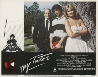 My Tutor (Collection of 8 original lobby cards from the 1983 film). George Bowers, Joe Roberts,...