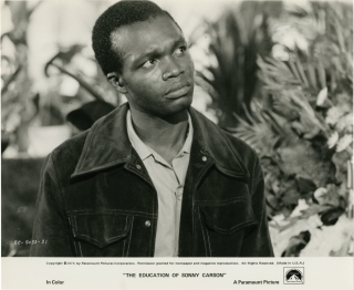 The Education of Sonny Carson (Original photograph from the 1974 film). Michael Campus, Sonny...