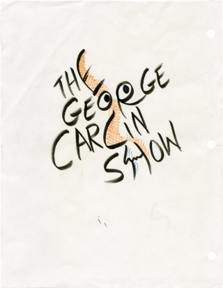 The George Carlin Show (Complete script archive for the 1994-1995 television show). George...