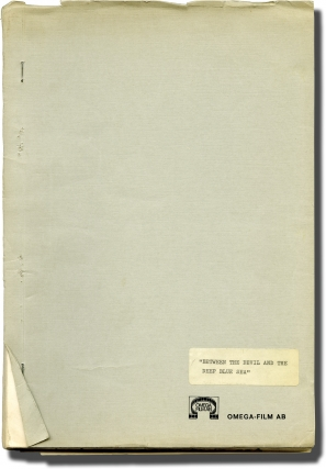 Between the Devil and the Deep Blue Sea (Original screenplay for an unproduced film). Unknown