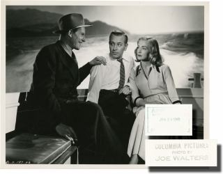 Johnny Allegro [Hounded] (Original double weight photograph from the 1949 film). Ted Tetzlaff,...