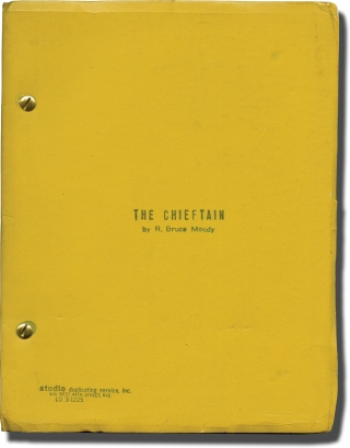 The Chieftain (Original screenplay for an unproduced film). Leo Tolstoy, R. Bruce Moody, Marlon...