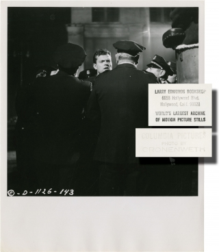 The Lady from Shanghai (Three photographs of Orson Welles from the 1947 film). Orson Welles, Jean...