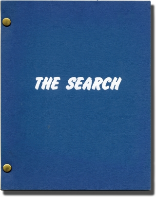 The Search (Original screenplay for an unproduced film). Stuart Gillard, screenwriter