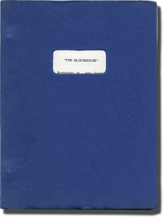 The Blockhouse (Original screenplay for the 1973 film). Jean-Paul Clebert, Clive Rees, John...