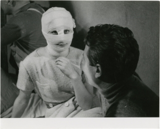 Eyes Without a Face (Archive of 19 original photographs from the set of the 1960 film). Georges...