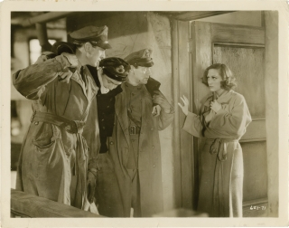 Today We Live (Collection of five original photographs from the 1933 film). Howard Hawks, William...