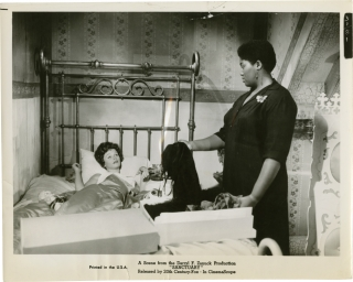 Sanctuary (Collection of nine original photographs from the 1961 film). Tony Richardson, William...