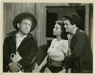 Tortilla Flat (Collection of five original photographs from the 1942 film). Victor Fleming, John...