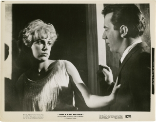 Too Late Blues (Original photograph from the 1961 film). John Cassavetes, Richard Carr, Stella...