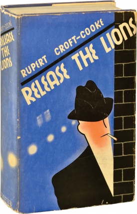 Release the Lions (First Edition). Leo Bruce, Rupert Croft-Cooke