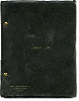 Treasure Island (Original screenplay for the 1984 stage musical). Robert Louis Stevenson, Joseph...