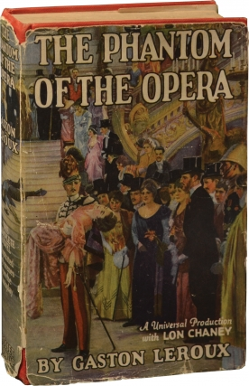 The Phantom of the Opera (Photoplay Edition). Gaston Leroux