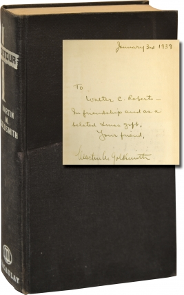 Detour (First Edition, association copy, inscribed in the year and month of publication). Martin...