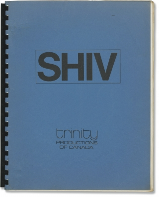 Shiv (Original screenplay for an unproduced film). Jonah Royston, screenwriter