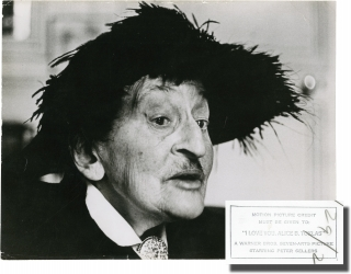 I Love You, Alice B. Toklas (Original double weight photograph from the 1968 film). Alice B....