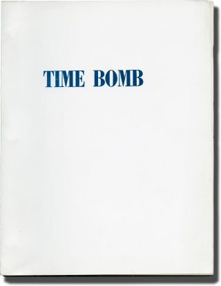 Time Bomb (Original screenplay for an unproduced film). Reuven Bar-Yotam, screenwriter