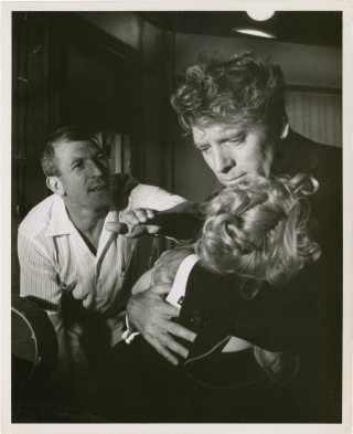 Elmer Gantry (Original double weight photograph from the set of the 1960 film). Richard Brooks,...