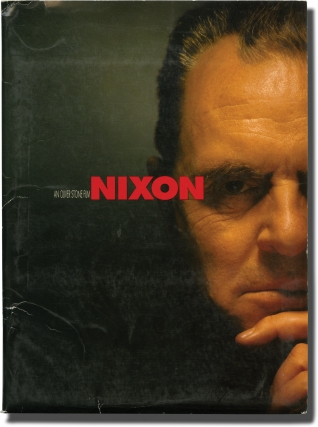 Nixon (Original press kit for the 1995 film). Richard Nixon, Oliver Stone, Stephen J. Rivele...