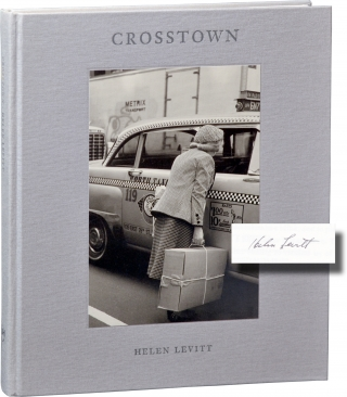 Crosstown (Signed First Edition). Helen Levitt