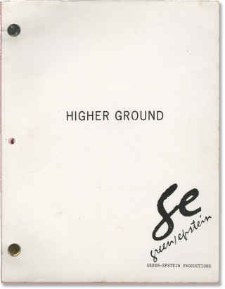 Higher Ground (Original teleplay script for the 1988 television film). Robert Day, Michael Eric...