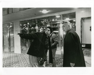 Hard Eight (Original photograph from the set of the 1996 film). Paul Thomas Anderson, John C....