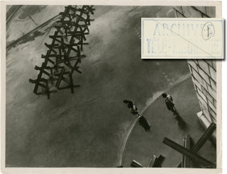 The Cranes are Flying [Letyat zhuravli] (Original double weight photograph from the 1957 film)....