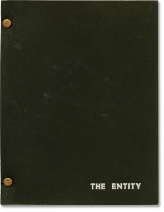 The Entity (Archive of 7 screenplay drafts for the 1982 film). Sidney J. Furie, Frank De Felitta,...