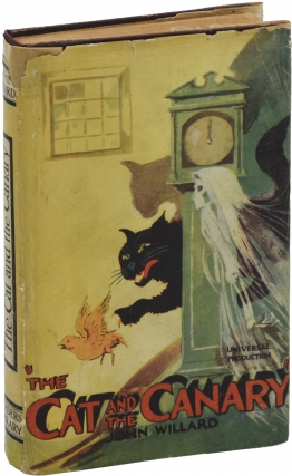 The Cat and the Canary (First UK Edition). John Willard