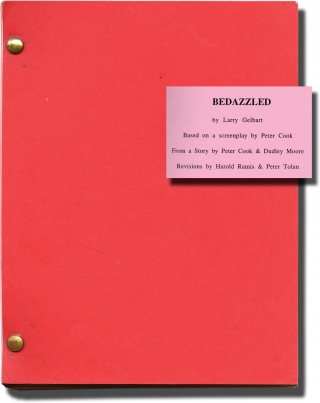 Bedazzled (Original screenplay for the 2000 film). Harold Ramis, Dudley Moore Peter Cook, Peter...