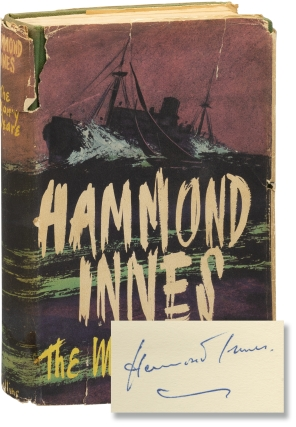 The Mary Deare (Signed First Edition). Hammond Innes