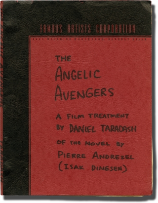 The Angelic Avengers