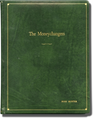 Arthur Hailey's the Moneychangers (Original screenplay for the 1976 television miniseries,...