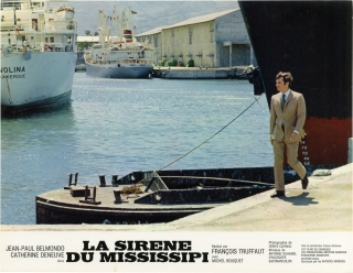 Mississippi Mermaid [La sirene du Mississipi] (Collection of 8 lobby cards for the 1969 film)....