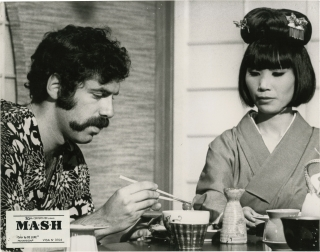 MASH (Collection of 5 original oversize photographs from the 1970 film). Robert Altman, Ring...