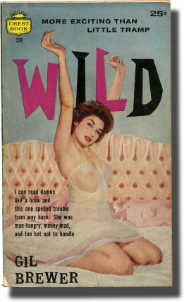 Wild (First Edition). Gil Brewer
