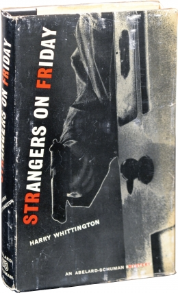 Strangers on Friday (First Edition). Harry Whittington