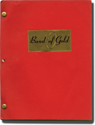 How to Save a Marriage and Ruin Your Life [Band of Gold] (Original screenplay for the 1968 film)....