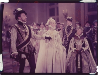 Princess of Cleves (Original transparencies from the 1961 film). Jean Delannoy, Madame de La...