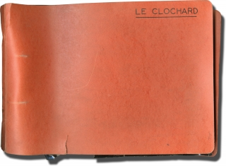 The Magnificent Tramp [Archimede, le clochard] (Original master set of keybook photos for the...