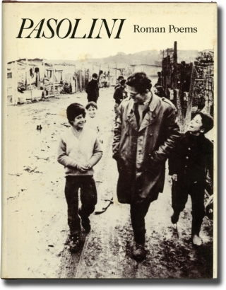 Roman Poems (First Edition). Pier Paolo Pasolini, Francesca Valente Lawrence Ferlinghetti,...