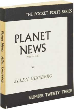 Planet News, 1961-1967 (First Edition). Allen Ginsberg