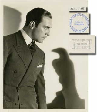 The Maltese Falcon (Collection of 20 original photographs from the 1931 pre-Code film). Dashiell...