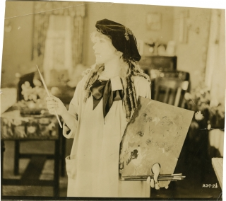 How Could You, Jean? (Original photograph from the 1918 film). William Desmond Taylor, Eleanor...